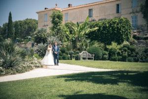 Mariage au Chateau Flaugergues