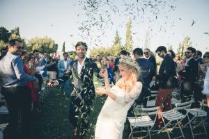 Photo de Mariage en Provence Mas de Mauleon 2018